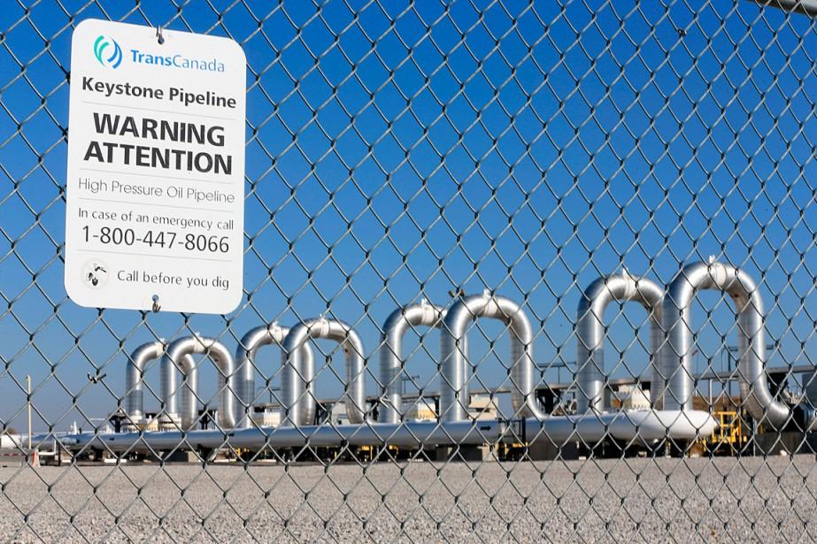 Le projet de pipeline de KeystoneXL doit être... (PHOTO Nati Harnik, ARCHIVES ASSOCIATED PRESS)
