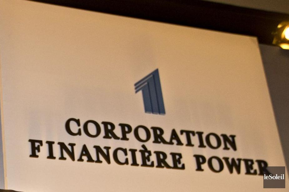 Les résultats financiers de la Financière Power sont... (Photothèque Le Soleil)