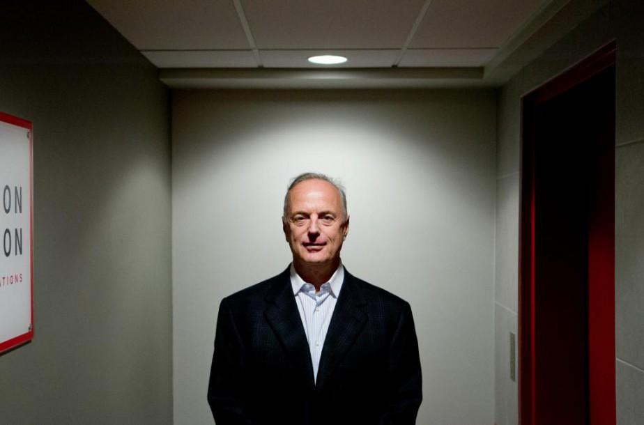 Le PDG de TFI International, Alain Bédard, 63... (Photo Marco Campanozzi, Archives La Presse)