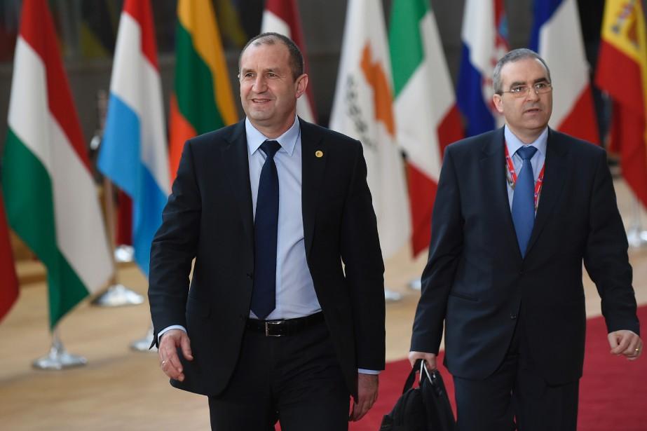 Un troisième mandat est en vue pour Boïko... (Photo JOHN THYS, AFP)