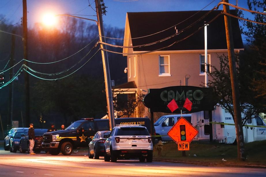 Les autorités locales ont rapidement écarté la piste... (PHOTO AP)