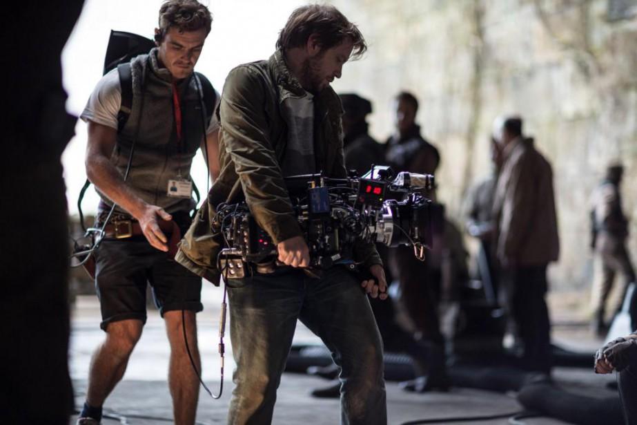 Le réalisateur de Rogue One Gareth Edwards sort... (Photo fournie par Lucasfilm)