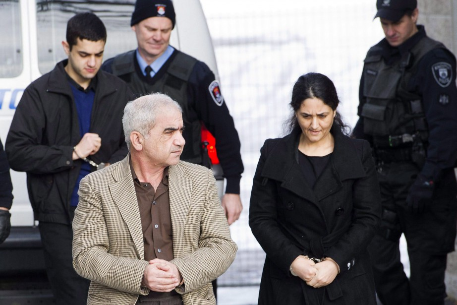 Mohammad Shafia devra payer 138 000 $, soit... (Photo Nathan Denette, La Presse canadienne)