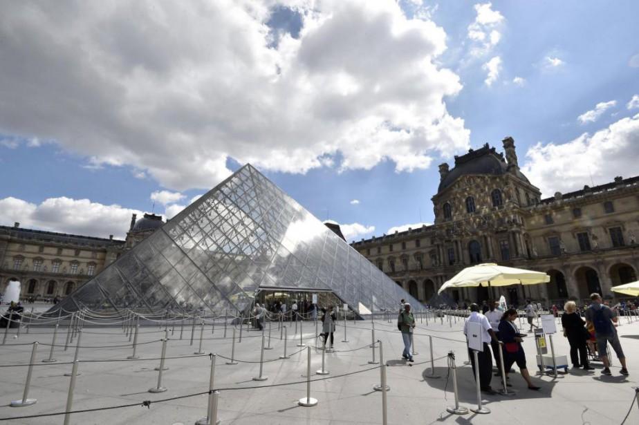 La France mise sur la culture pour relancer... (Photo Alain Jocard, Archives Agence France Presse)