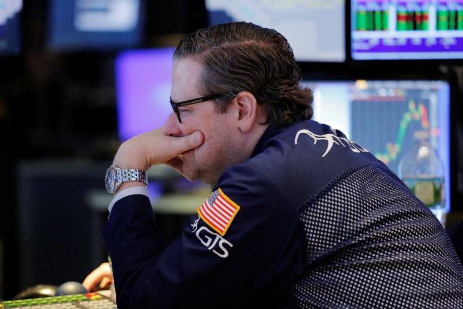 Wall Street a, pour sa part, monté à... (PHOTO ARCHIVES REUTERS)