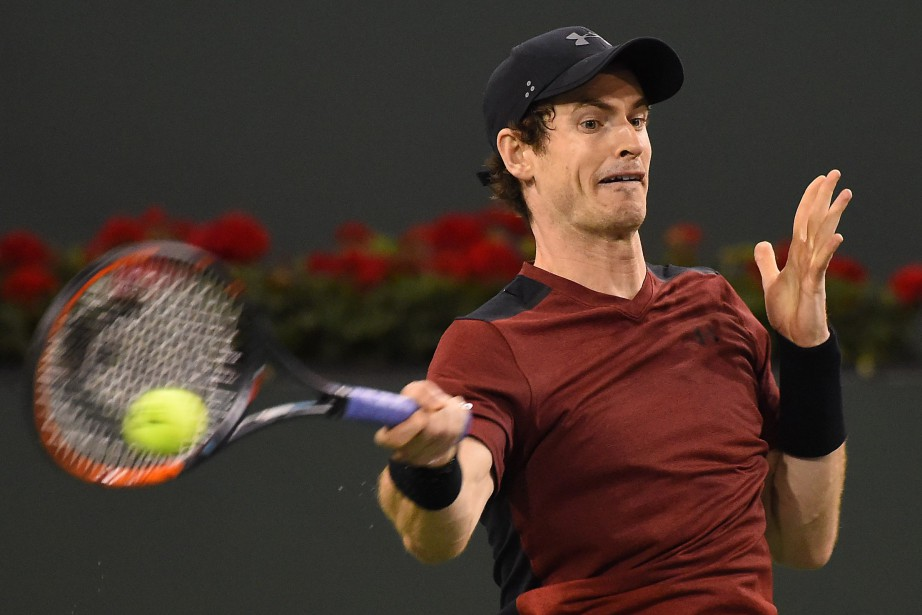 Andy Murray... (Photo Jayme Kamin-Oncea, USA Today Sports)