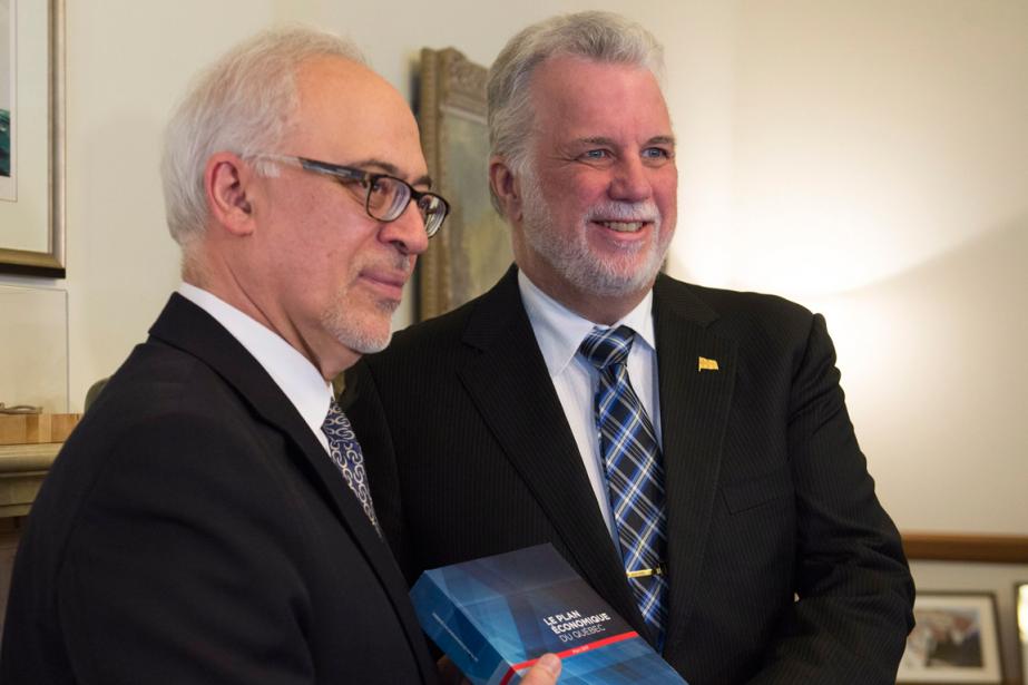 Le ministre des Finances du Québec, Carlos Leitao,... (PHOTO PC)