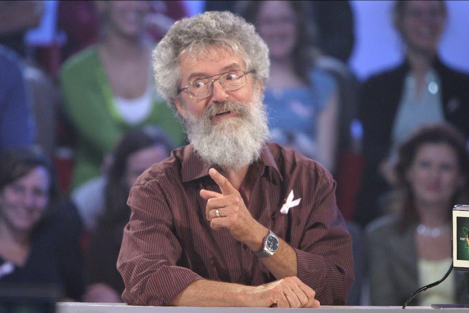 Le psychiatre Pierre Mailloux lors de son passage... (Image fournie par Radio-Canada)