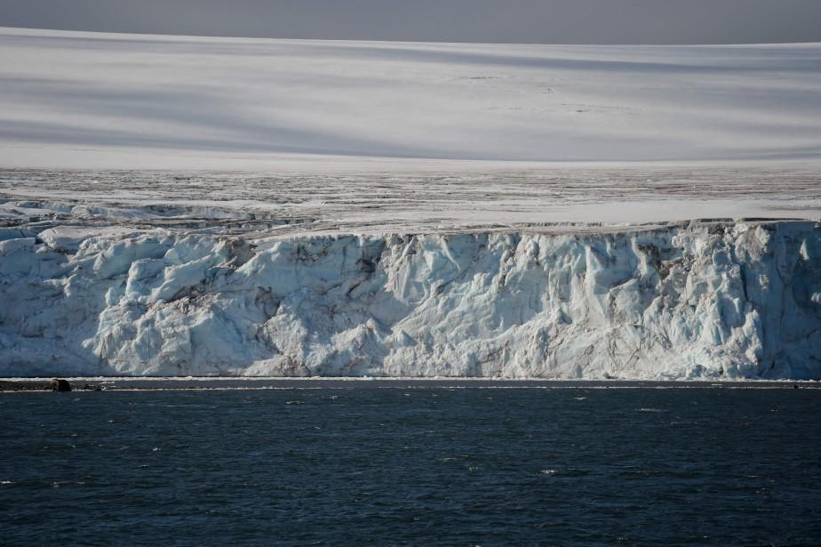 La banquise de l'Antarctique est-elle en train de... (AFP)