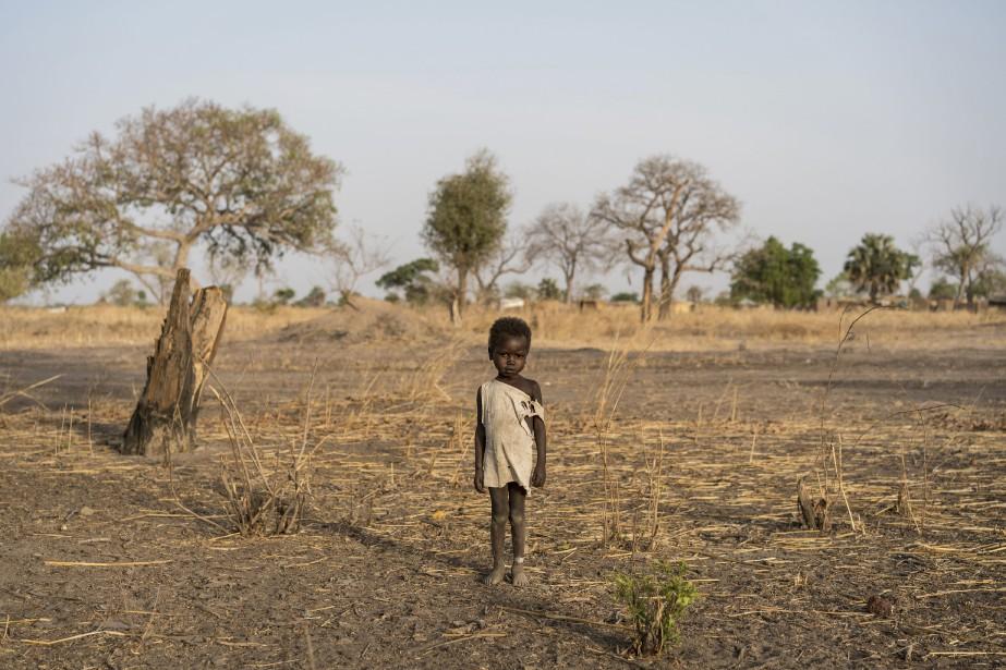 Le Soudan du Sud, indépendant depuis 2011, a... (AP)