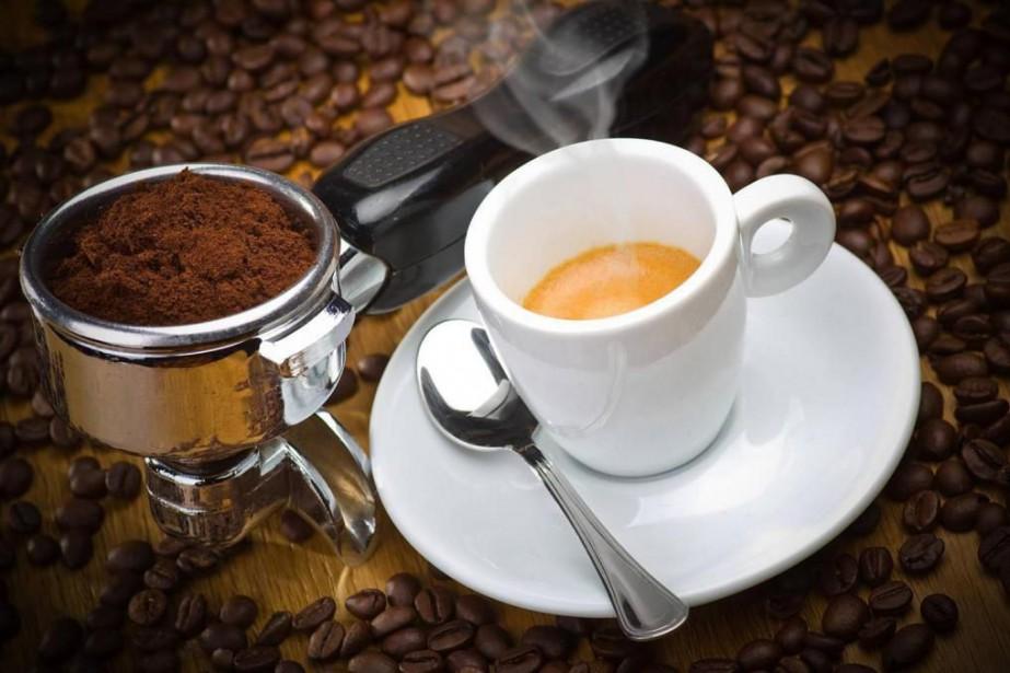 Café Toscane,464, place du Commerce, Sept-Îles... (Photo tirée du site internet du café)