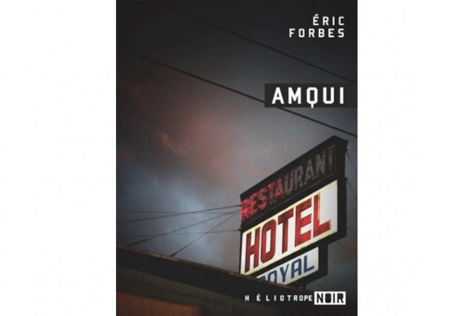 Amqui, d'Éric Forbes, met en scène Étienne Chénier, libraire dans la...