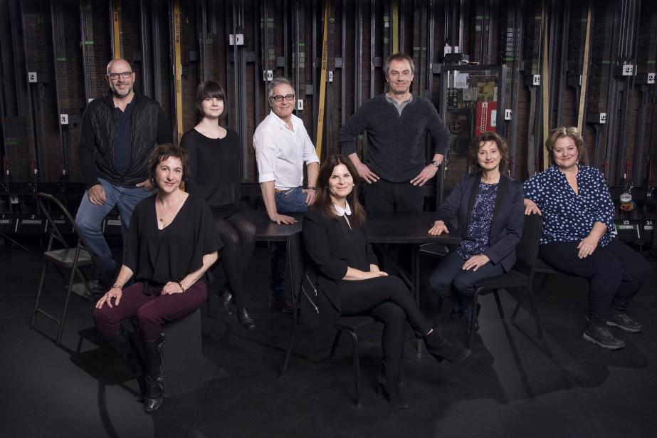 La compagnie Duceppe a annoncé aujourdhui la création... (Photo fournie par le Théâtre Jean-Duceppe)