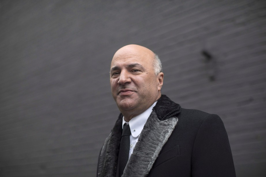 Kevin O'Leary... (Photo Chris Young, archives La Presse canadienne)
