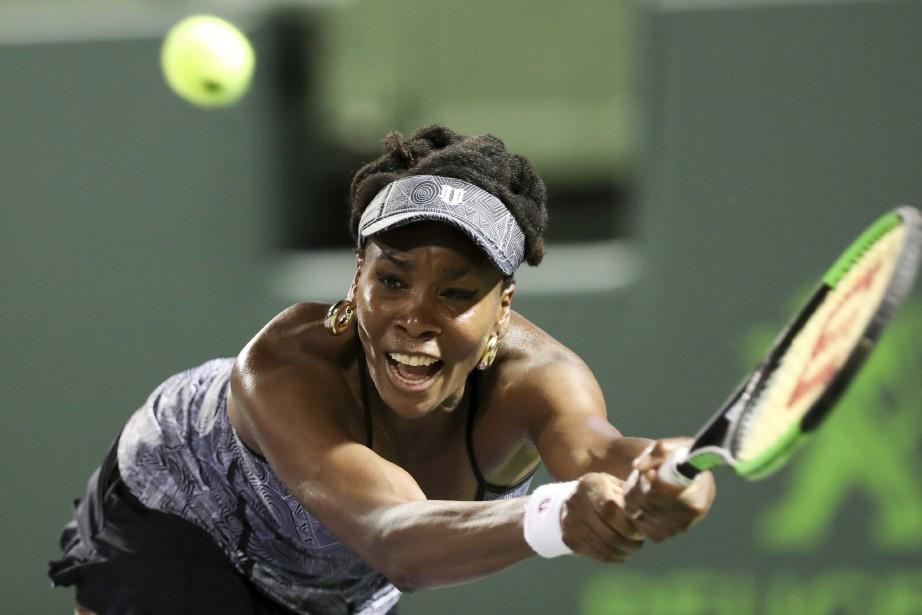 Venus Williams... (PHOTO AP)