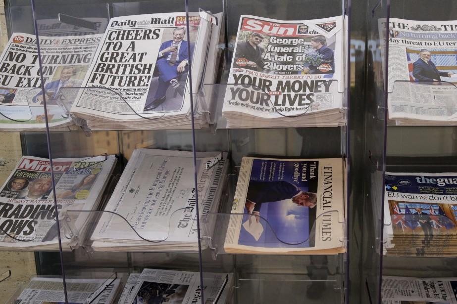Le Guardiantitre ainsi: «L'UE met en garde: ne... (PHOTO AP)