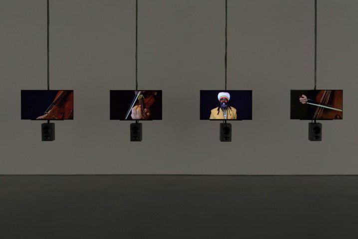 Né à Glasgow en 1966, Graham Fagen expose... (Photo fournie par la galerie de l'UQAM)