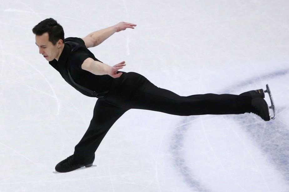 Patrick Chan... (Photo Grigory Dukor, Reuters)