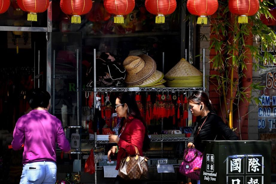 Pour la plupart originaires de Chine, Inde, Philippines... (PHOTO AFP)