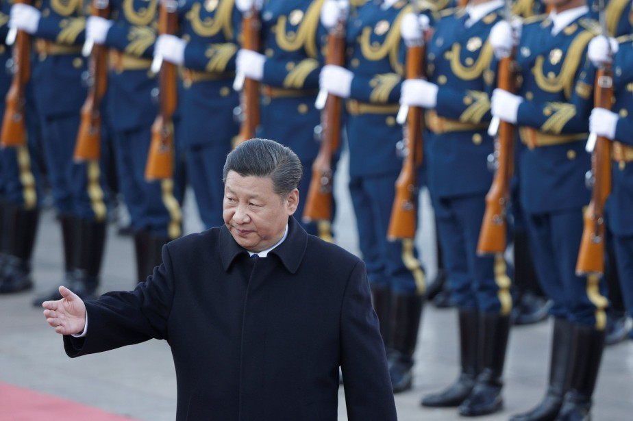 Xi Jinping... (PHOTO REUTERS)