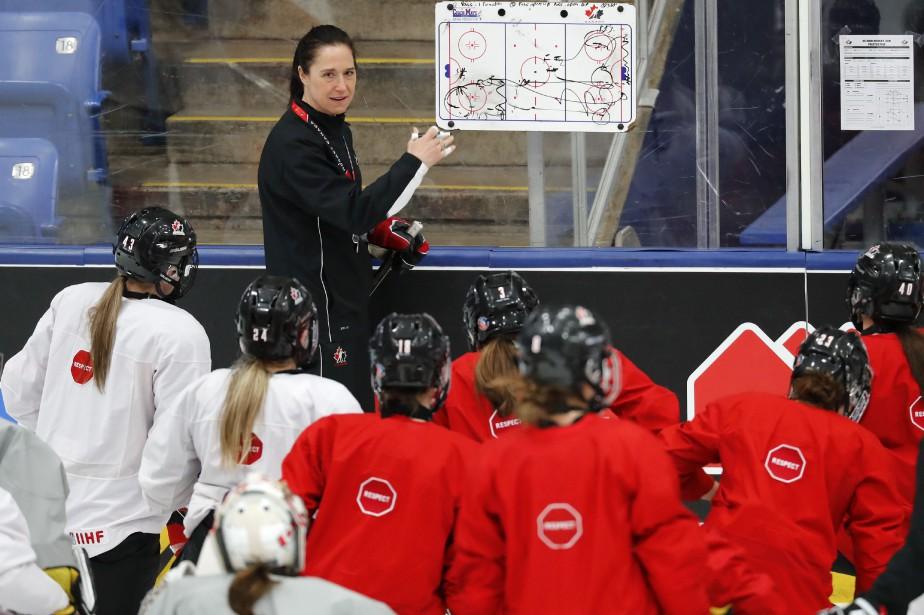 La formation canadienne comporte 13 médaillées d'or des... (PHOTO Paul Sancya, AP)