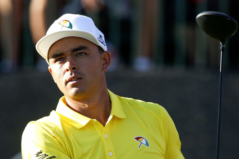 Rickie Fowler... (Photo Reinhold Matay, archives USA TODAY Sports)
