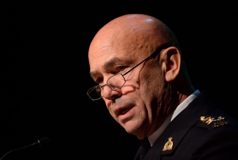 Le commissaire de la GRC, Bob Paulson, reproche... (PHOTO SEAN KILPATRICK, ARCHIVES LA PRESSE CANADIENNE)