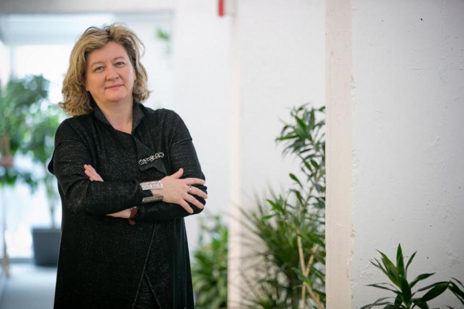 Andrée-Lise Méthot, fondatrice de Cycle Capital, un fonds... (PHOTO DAVID BOILY, LA PRESSE)
