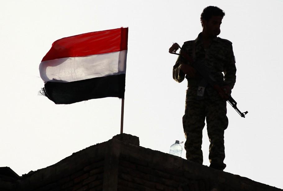 Un conflit oppose les troupes loyales au président... (Photo AFP)