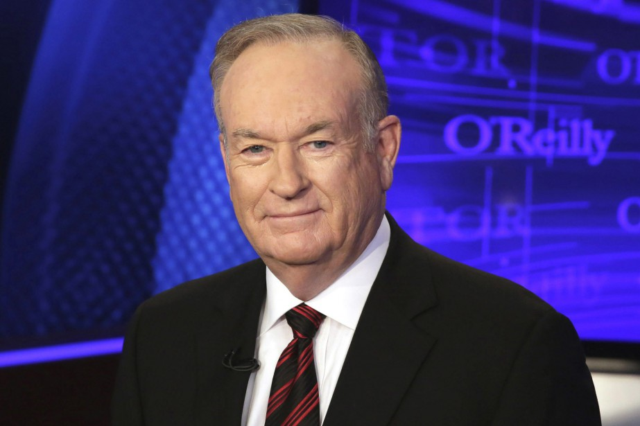 Cinq femmes qui travaillent sur l'émission The O'Reilly Factor accusent... (PHOTO ARCHIVES AP)