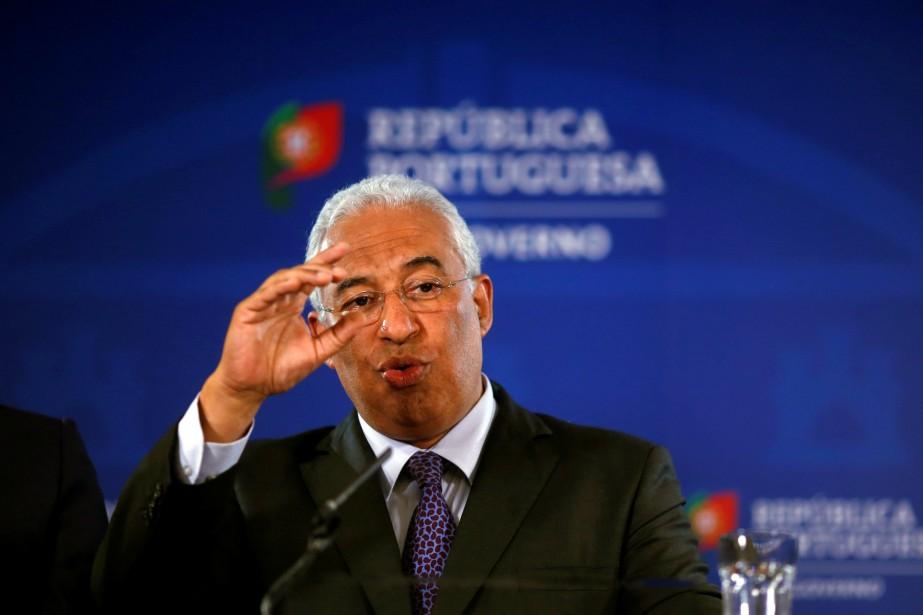 Le premier ministre Antonio Costa avait annoncé vendredi... (Photo Pedro Nunes, REUTERS)