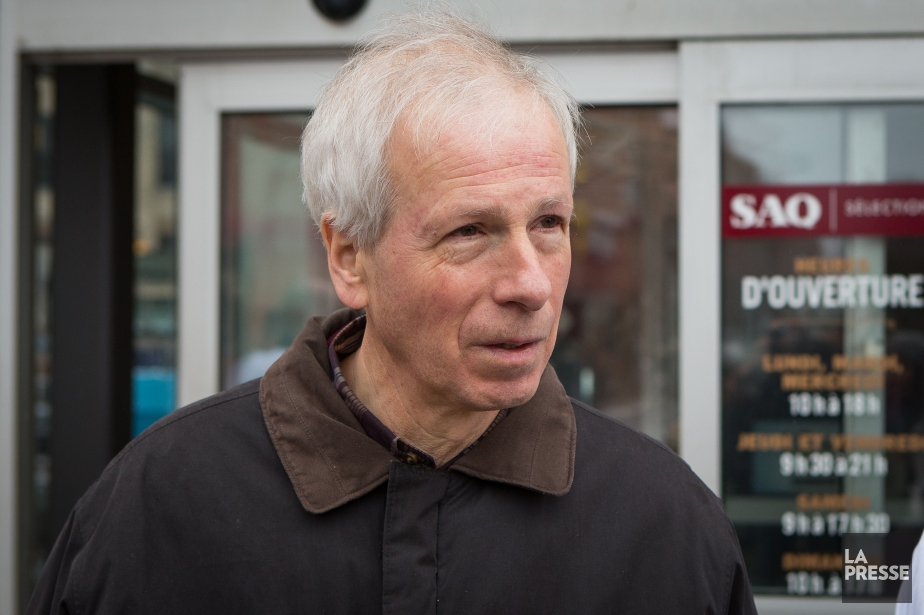 Stéphane Dion... (PHOTO SIMON GIROUX, LA PRESSE)
