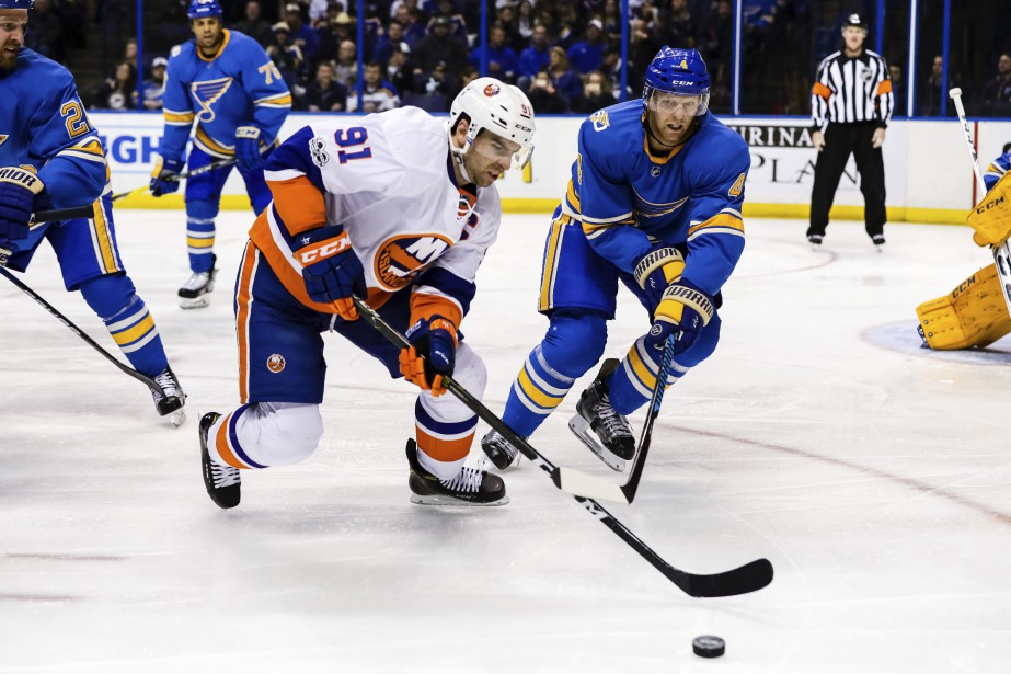 John Tavares domine les Islanders avec 66 points... (Photo Tim Spyers, AP)