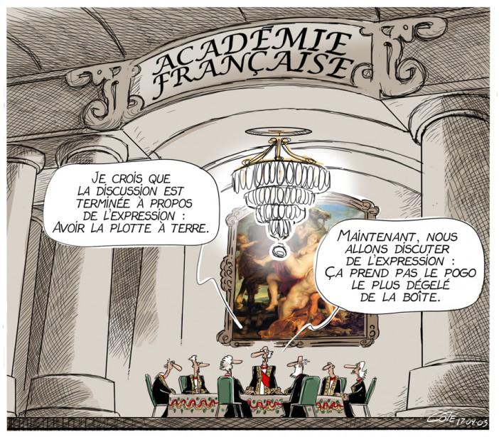 Caricature du 3 avril | 2 avril 2017