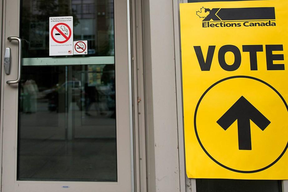 Les partis politiques fédéraux mettront leur popularité à... (Marta Iwanek, PC)
