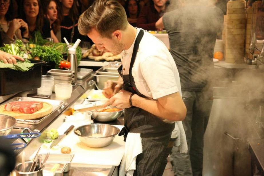 La compétition culinaire BATTLEAPPS s'amène à Montréal pour une soirée qui...