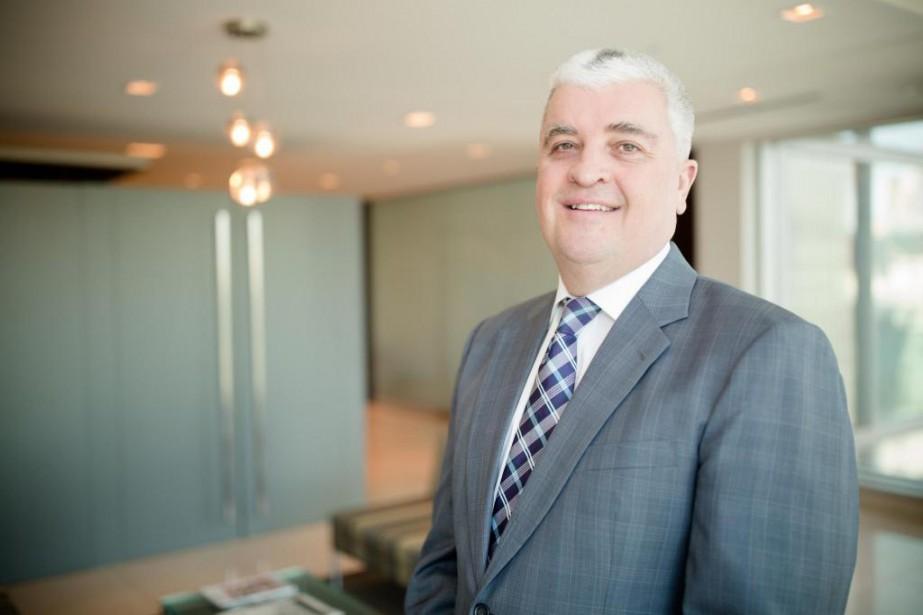 Francis Sabourin, directeur gestion de patrimoine, et gestionnaire... (Photo Ninon Pednault, archives La Presse)