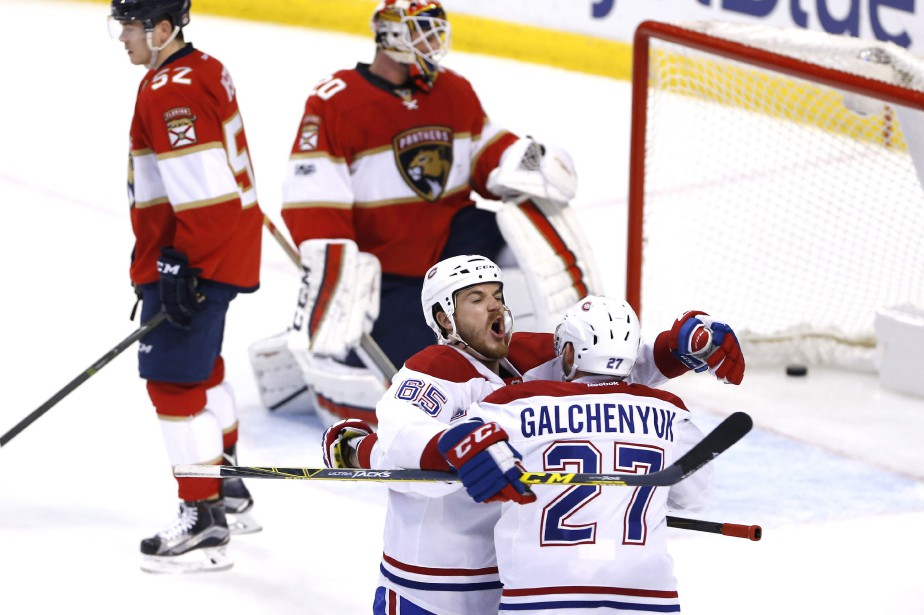 Relisez le clavardage du match entre le Canadien et les... (PHOTO REUTERS)