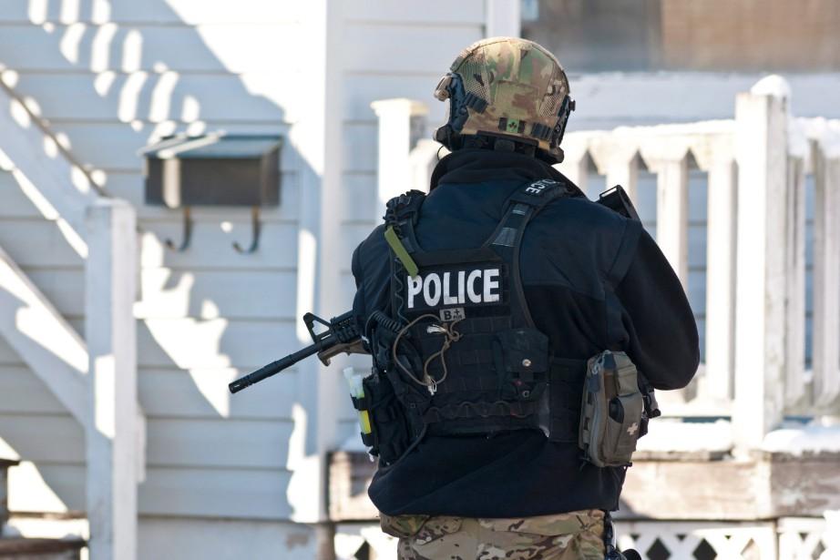 L'été dernier, l'Équipe intégrée de la sécurité nationale... (ARCHIVES PC)