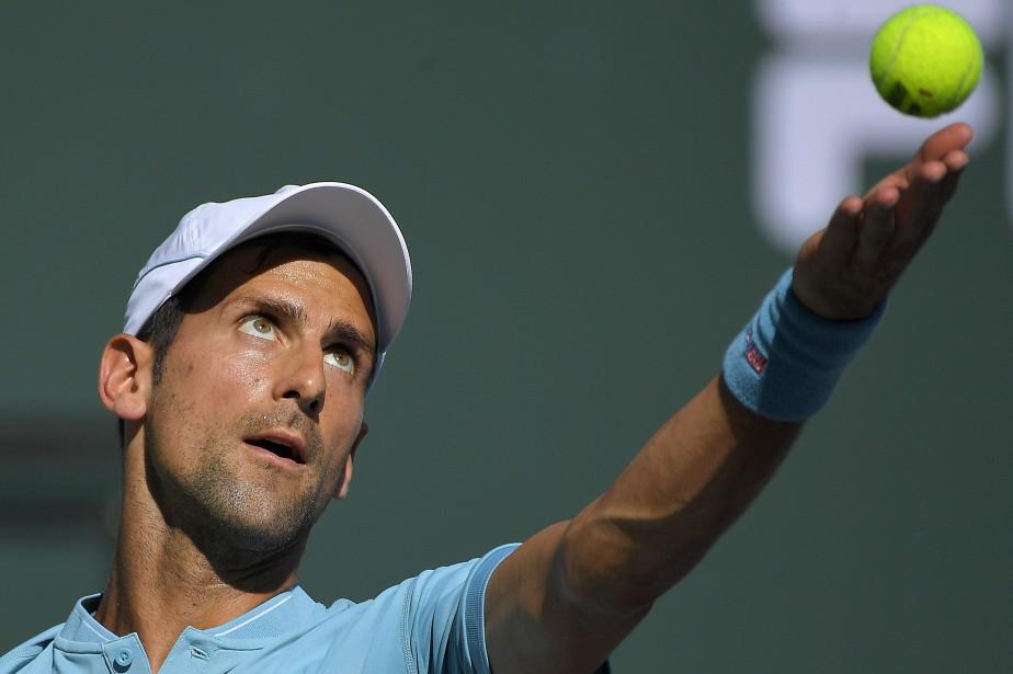 Novak Djokovic... (Photo Mark J. Terrill, archives AP)