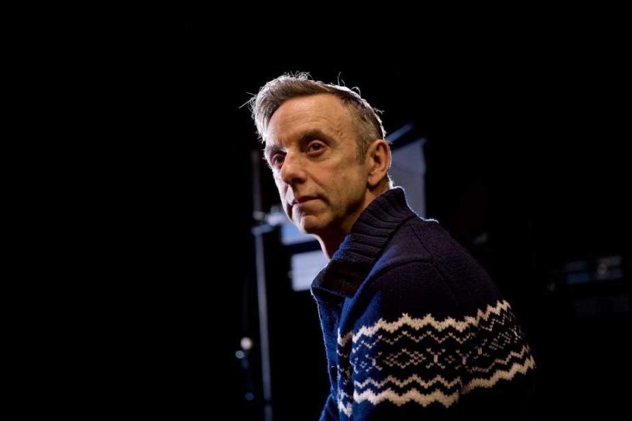 Sylvain Émard sera de retour sur scène demainsoir,... (Photo André Pichette, La Presse)