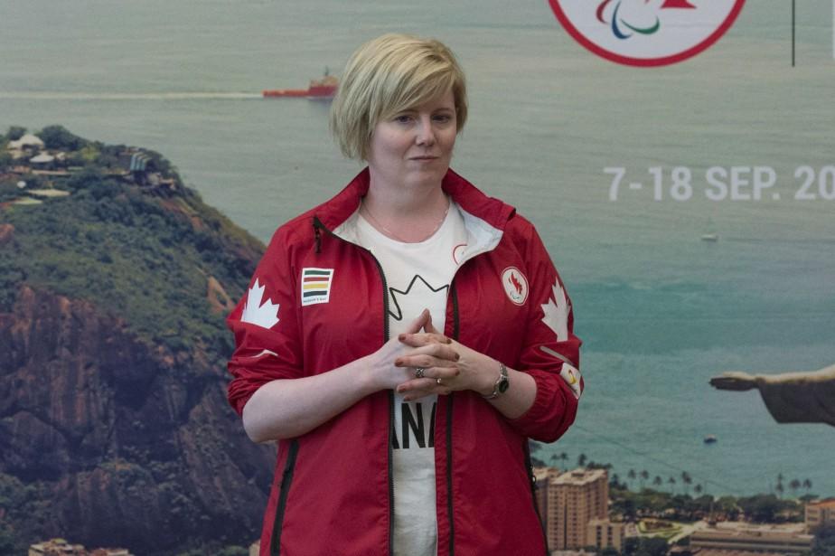 La ministre canadienne des Sports,Carla Qualtrough.... (Photo Adrian Wyld, archives PC)