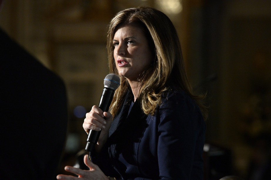 La chef intérimaire du Parti conservateur du Canada,... (Photo Justin Tang, archives La Presse canadienne)