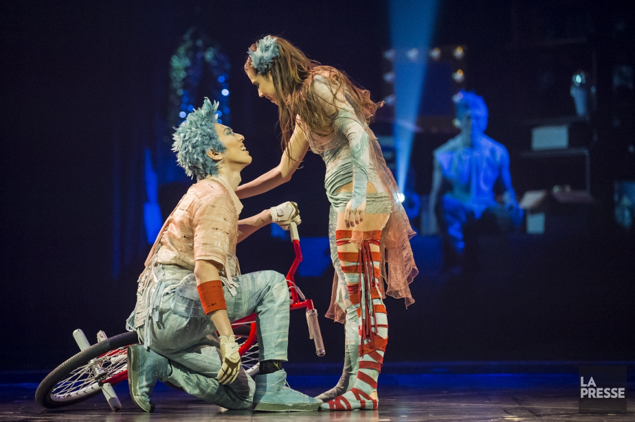 Volta du Cirque du Soleil... (PHOTO ARCHIVES LA PRESSE)