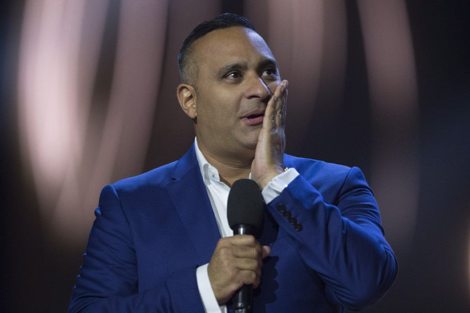 Russell Peters... (PHOTO PC)