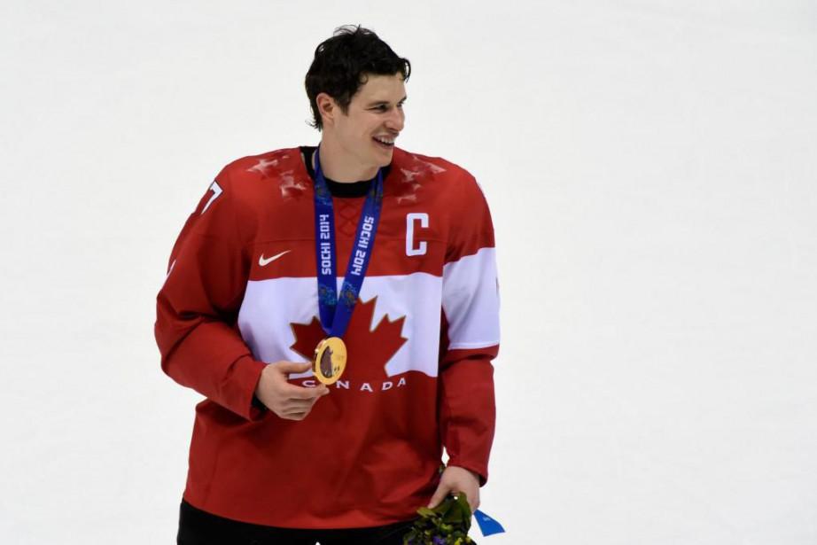 Sidney Crosby participera-t-il aux prochains Jeux olympiques?... (Photo Bernard Brault, Archives La Presse)