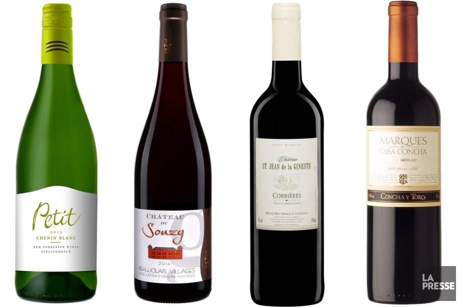 Dans le monde du vin comme ailleurs, il n'est pas... (Photomontage La Presse)
