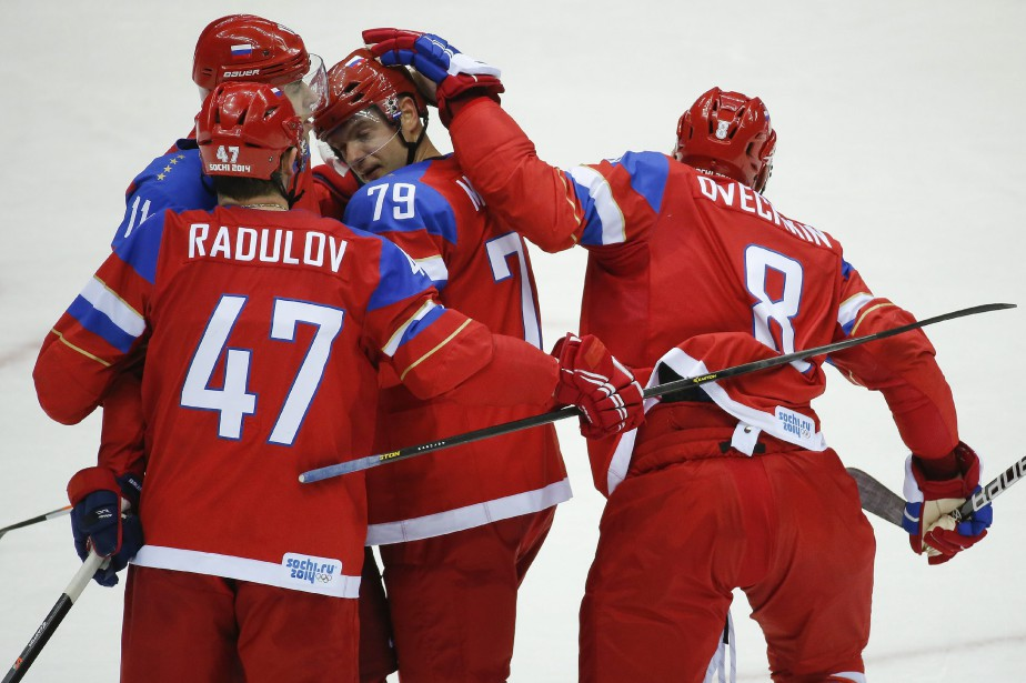 Certains joueurs russes souhaitent représenter leur pays aux... (Photo Mark Humphrey, archives AP)