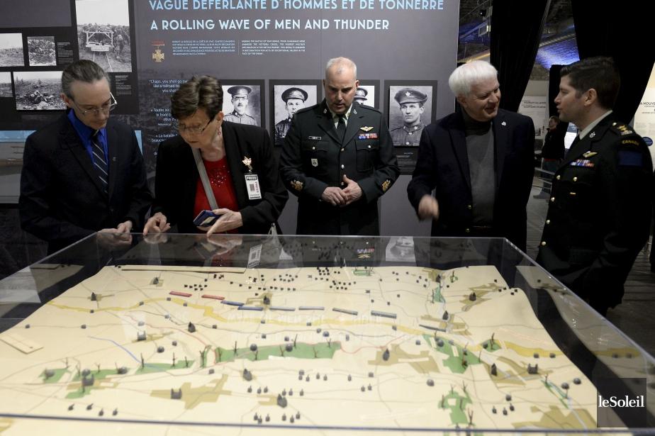 Votre aîeul a-t-il participé à la bataille de Vimy le 9 avril 1917 ? 1380366-nouvelle-exposition-echos-vimy-presentee