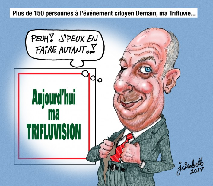 Caricature du 6 avril | 6 avril 2017